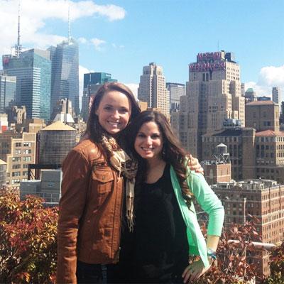 Elizabeth Pierson and Alyssa Goodman