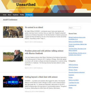 Unearthed Magazine