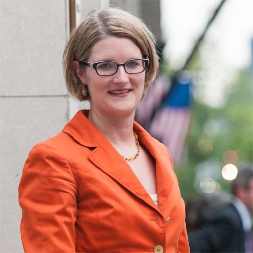 Angela Greiling Keane, BJ '98