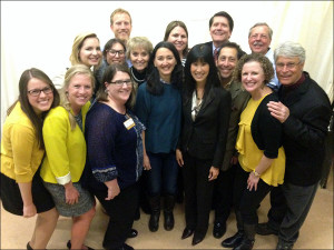 Denver Presentation by American Journalist Laura Ling