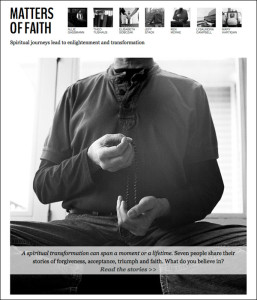 """Matters of Faith"""