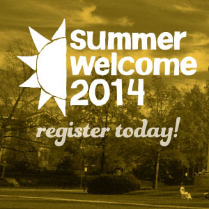 Summer Welcome 2014