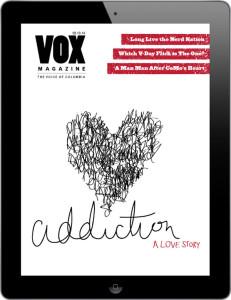 Vox iPad App