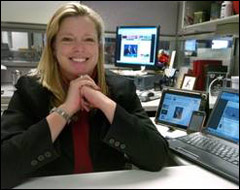 Teresa Schmedding, BJ '89, MA '09