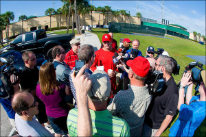Cardinals Manager Mike Matheny Interview