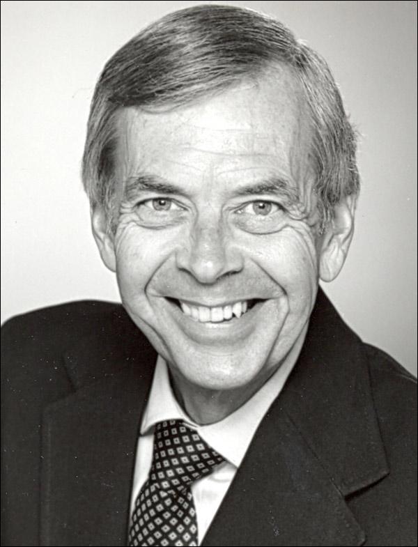 Larry Zimmer, BJ '57