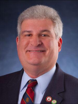 Ken Reid, MA '85