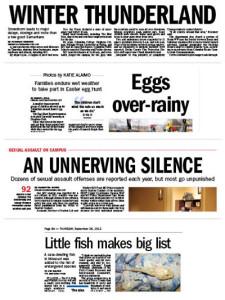 Columbia Missourian Best Headlines