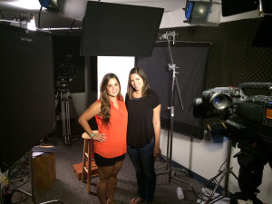Sydney Tepel and Courtney Weissman