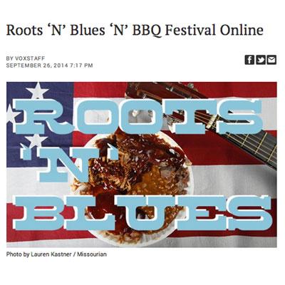 Vox Magazine Festival Coverage