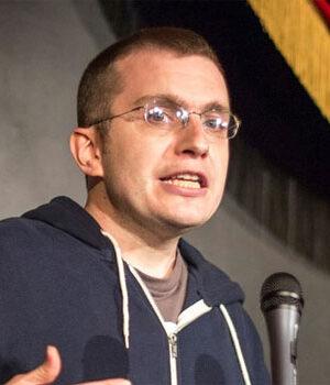 Patrick Garvin, BJ '04