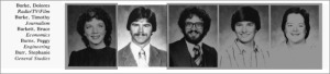 Tim Burke, BJ '82