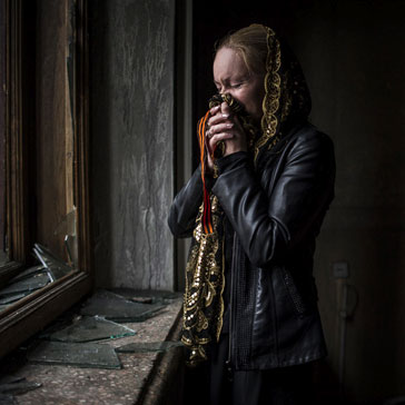 Deadly Clashes in Odessa by Alexey Furman