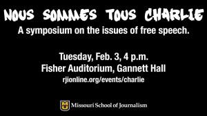 RJI Symposium on Free Speech