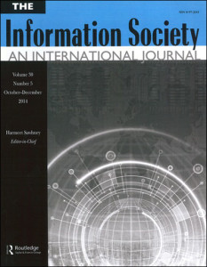 Information Society: An International Journal