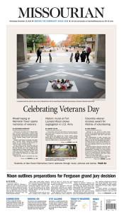 Newspaper Page Design
