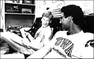Pat Forde, BJ '87