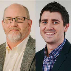 Keith Greenwood and Ryan Thomas