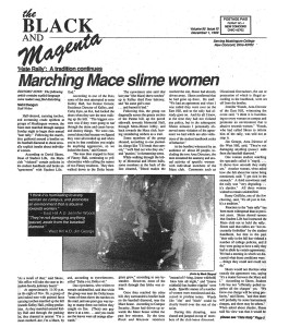 Marching MACE Slime Women