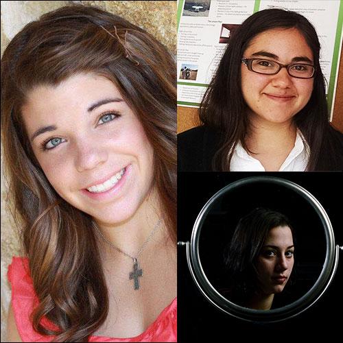 Ginger Hervey, Teresa Avila and Shelby Kardell