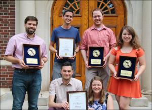 2015 MBA Award Winners