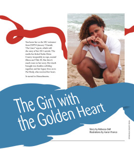 Vox: The Girl with the Golden Heart