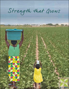 Strength That Grows Poster
