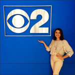 Melissa Zygowicz at CBS 2