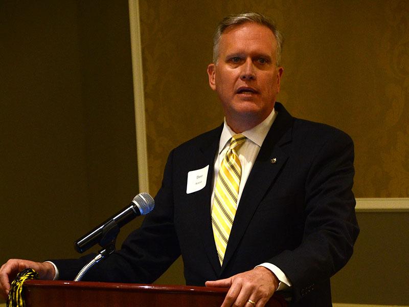 Dean David Kurpius in St. Louis