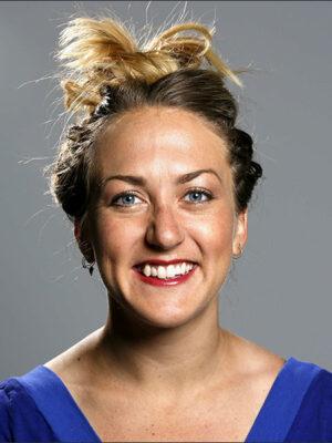 Katie DeSplinter, BJ '05