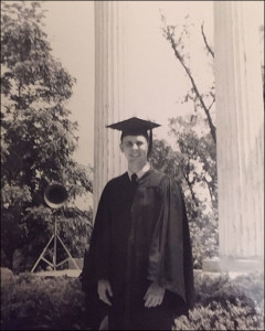 Pat Patton, MA '71