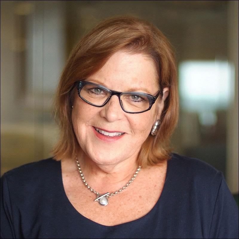 Carol Gee, BJ '72