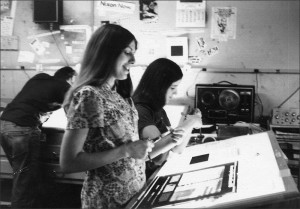 Linda Geist, BJ '77
