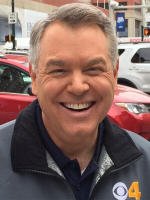 Bob Donaldson, BJ '82