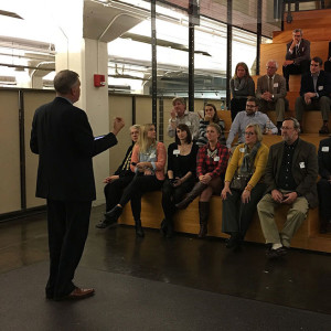 Dean David Kurpius shares updates from the J-School and campus.