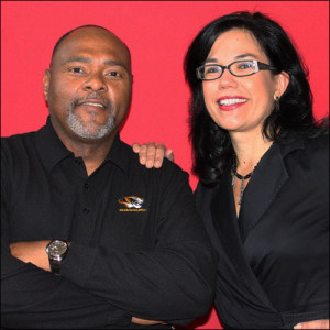 Earnest L. Perry and Maria Len-Rios