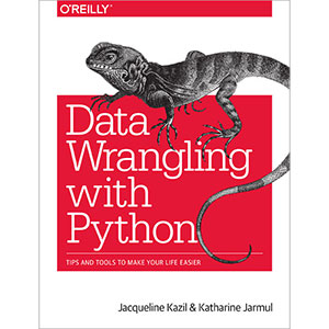 """Data Wrangling with Python,"" co-authored by Jacqueline Kazil, BJ '05, MA '08."