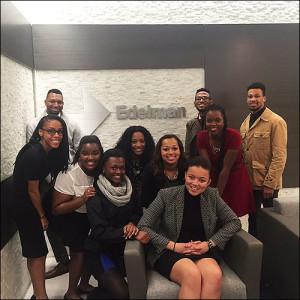 NABJ Ale Chapter Visits Atlanta