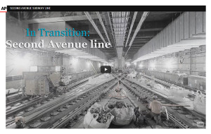 In Transition: Second Avenue Line