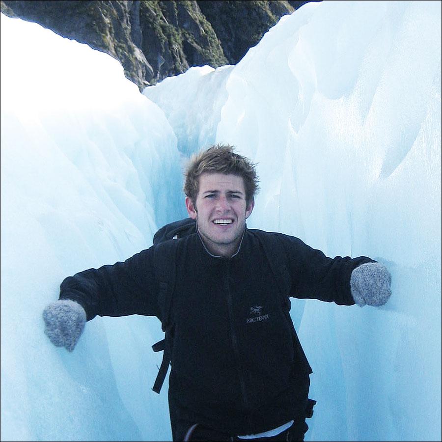 Kyle Pusateri, BJ '08