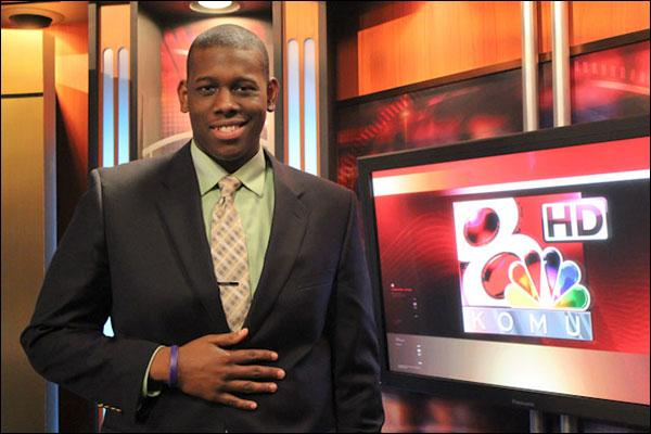 Reggie Wilson, BJ '12