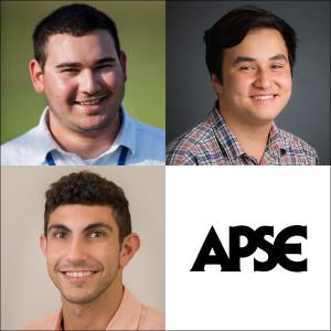 Jacob Bogage, Aaron Reiss and Mark Selig