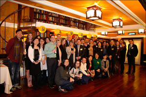 Hong Kong J-School Alumni Reception