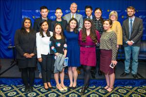 Washington Program Students