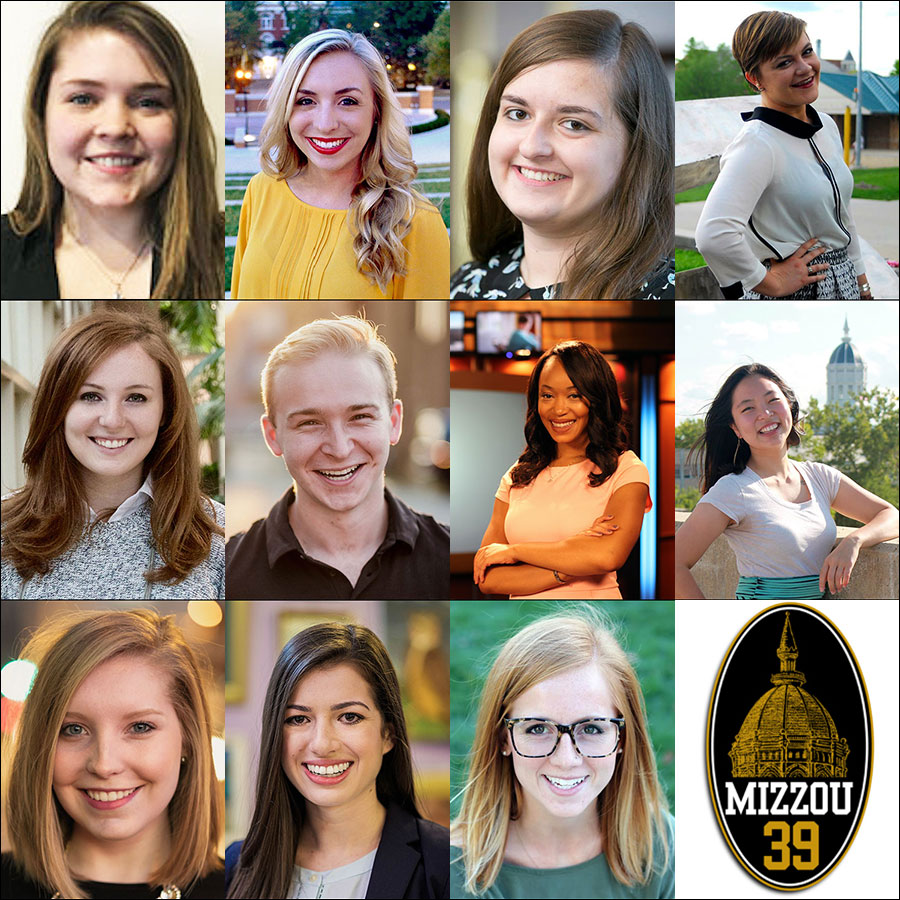 Mizzou 39 Students