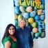 Ciera Velarde with Martha Stewart