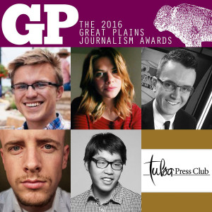 Great Plains Journalism Awards Finalists