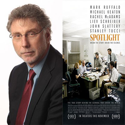 "Martin Baron and ""Spotlight"""