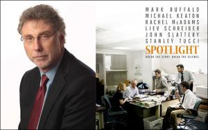 """Martin Baron and """"Spotlight"""""""