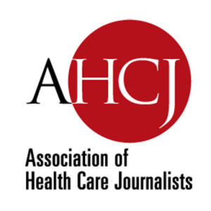 Association of healthcare journalists